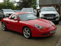 2001 Y Reg Porsche Boxster S 3.2 Manual ( 20,000 MILES !! )