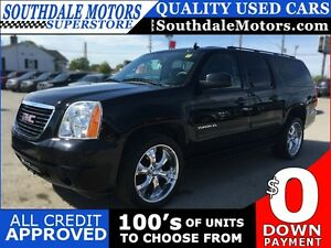 2013 GMC YUKON XL SLE 1500 * 4WD * BLUETOOTH * PREMIUM CLOTH SEA