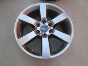 Set of 4 - 20 inch FORD F150 FACTORY FX4 CHARCOAL WHEEL RIM