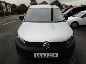 Finance me from £132 PCM Volkswagen Caddy 1.6TDI ( 102PS ) C20 Startline (45)