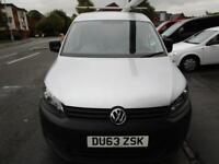 Finance me from £132 PCM Volkswagen Caddy 1.6TDI ( 102PS ) C20 Startline (45)