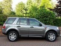 2007 57 Land Rover Freelander 2 2.2Td4 auto HSE..HST BODYKIT..NICE COLOUR COMBO