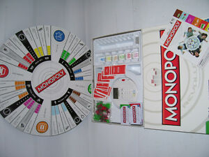 MONOPOLY GAME REVOLUTION