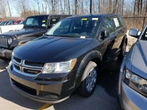 2018 Dodge Journey Canada Value Pkg  - *