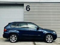 2011 BMW X5 3.0 40d M Sport SUV 5dr Diesel Automatic xDrive (198 g/km, 306 bhp)