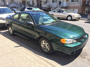 2002 Pontiac Grand Am Autre