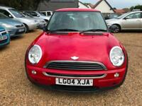2004 Mini One 1.6 CVT AUTOMATIC - FULL SEERVICE HISTORY - MOT 02/04/2019