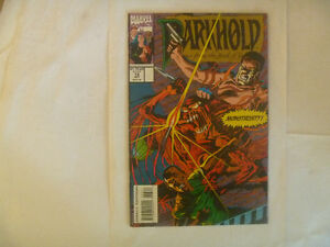DARKHOLD: Pages From The Book Of Sins by Marvel Comics