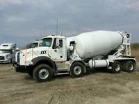 Cement Truck Operator