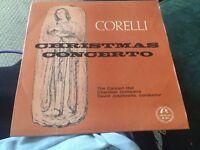 Corelli Christmas concerto 7inch single