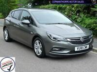 2018 Vauxhall Astra 1.6 CDTi ecoTEC BlueInjection Design (s/s) 5dr Hatchback Die