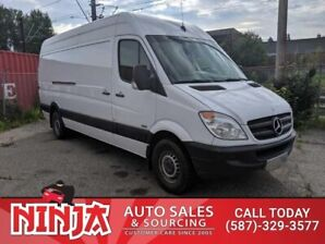 2012 Mercedes Benz Sprinter High roof  6 Cyl 3.0 Turbo Diesel