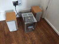 HiFi Stereo panasonic CD player
