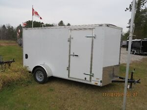 2016 CONTINENTAL CARGO TRAILERS 6X10, 6X12 MANY MORE!