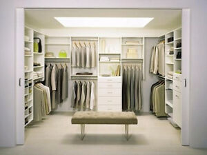 Ambry Closets - Affordable Custom Closets - FREE reach in closet