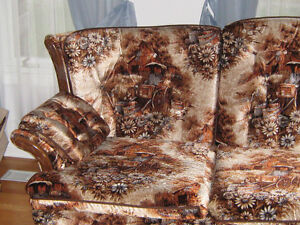 Couch and Other Items for Sale
