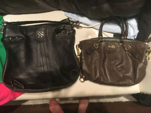 Coach Purses! Very lightly used!