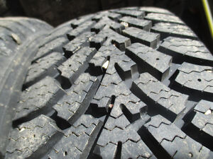 many sets winter tires 185/65/14 195/70/14 195/65/15 215/60/15 2