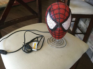 Marvel Spider Man EVA lamp for sale