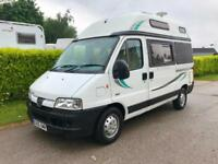 Autosleeper Symbol Peugeot 2.2 Hdi Only 38300 miles
