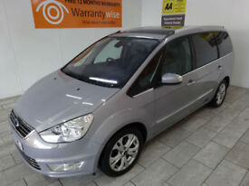 Silver Ford Galaxy 2.0TDCi Titanium X ***FROM £165 PER MONTH***