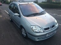 Renault scenic 1.6 automatic