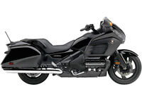 BRAND NEW 2013 GOLD WING F6B WITH EXTRA YEAR WARRANTY & FREE PDI
