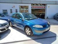 2005 Renault Megane 1.6 VVT Dynamique HATCHBACK Petrol Manual