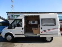 2005 Rainbow Trekker 2 Berth Camper Van 2.4 Diesel