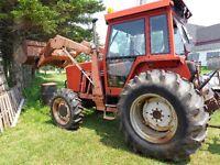 1974 allia chambers tractor