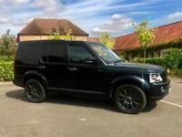 2015 Land Rover Discovery 4 SE Commercial Sd V6 Auto Big spec vat Q over 6k f...