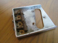 TELECASTER GUITAR 3-SADDLE BRIDGE VINTAGE