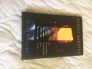 Nobody nowhere book for sale
