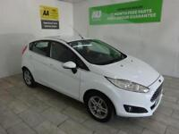 WHITE FORD FIESTA 1.0 ZETEC ***£38 PER WEEK***