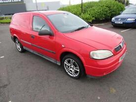 Vauxhall Astravan 1.7DTi 16v 2001 Envoy