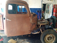 1949 FORD F100 PROJECT TRUCK