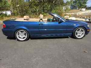 2004 BMW 330Ci Convertible ZHP model last chance before storage