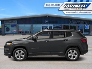 2017 Jeep Compass Limited  - Leather Seats -  Bluetooth