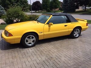 1993 Ford Mustang 5.0 Limited Edition