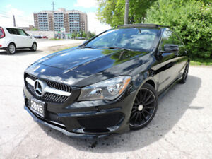 2015 Mercedes-Benz CLA 250| LEATHER| BLUEOOTH| NAVIGATION