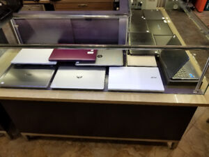 Large Selection of Laptops