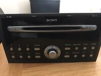 Ford sony stereo