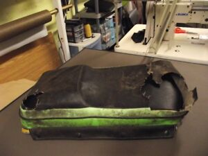 Does Your Seat Need Repairing/Recovering???