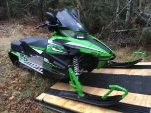 2015 Arctic Cat ZR 5000 LXR