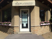 House of Angels Spa room/chair rental