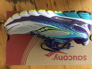 Saucony Woman's Size 8.5.  Brand New