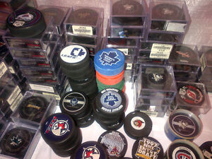 Puck Collection for sale Over 1,000 pucks City of Toronto Toronto (GTA) image 2