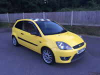 Ford Fiesta Zetec 30th anniversary limited edition