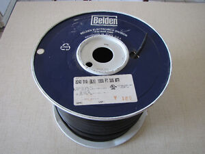 belden 8240 coaxial cable