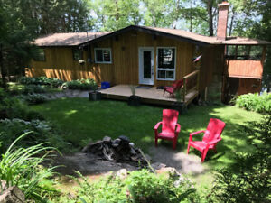 Beautiful Cottage For Rent On Gull Lake! Beautiful Sunsets